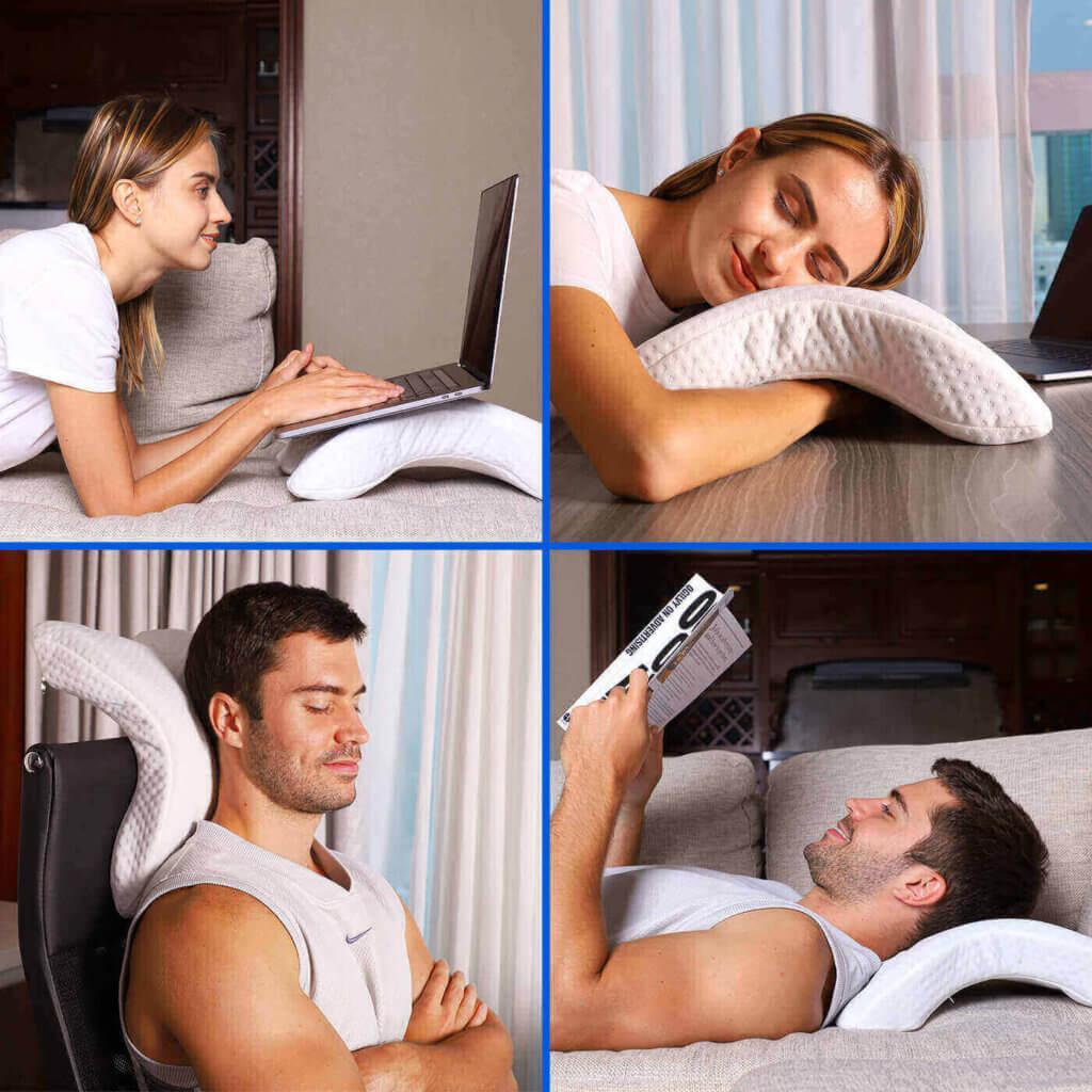 NeckRelax Couples Pillow Review