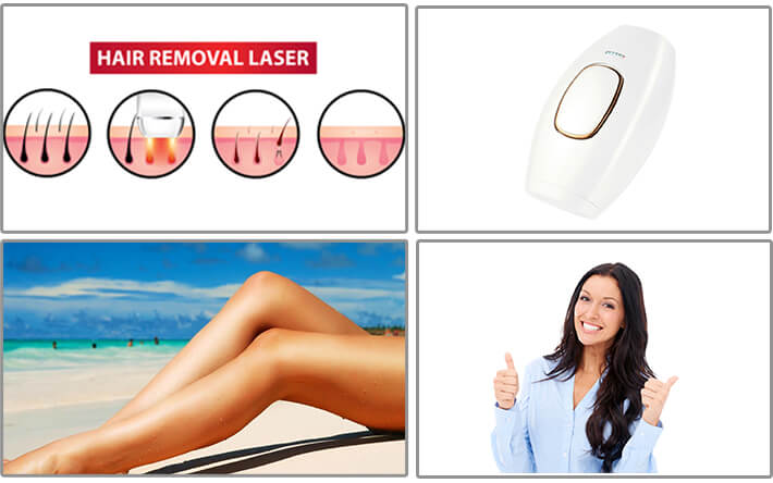 Belle Bella IPL Hair Removal Review