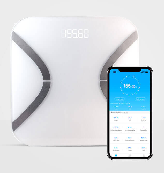 Korescale weighing scale