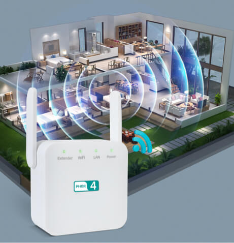 Phor 4 wifi extender review