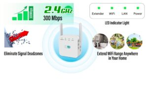 PHOR 4 WiFi booster